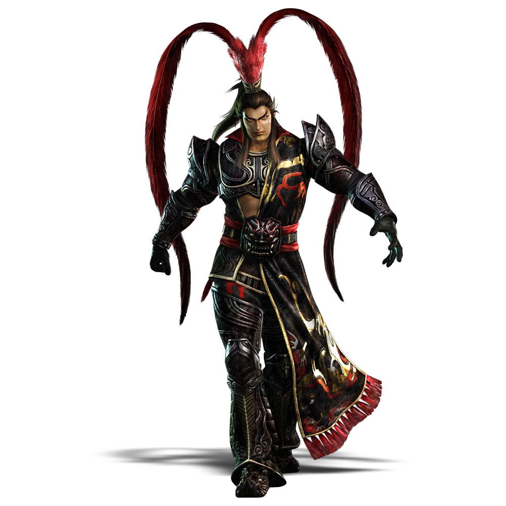 dynasty and samurai warriors lu bu and nobunaga 3d artists forum