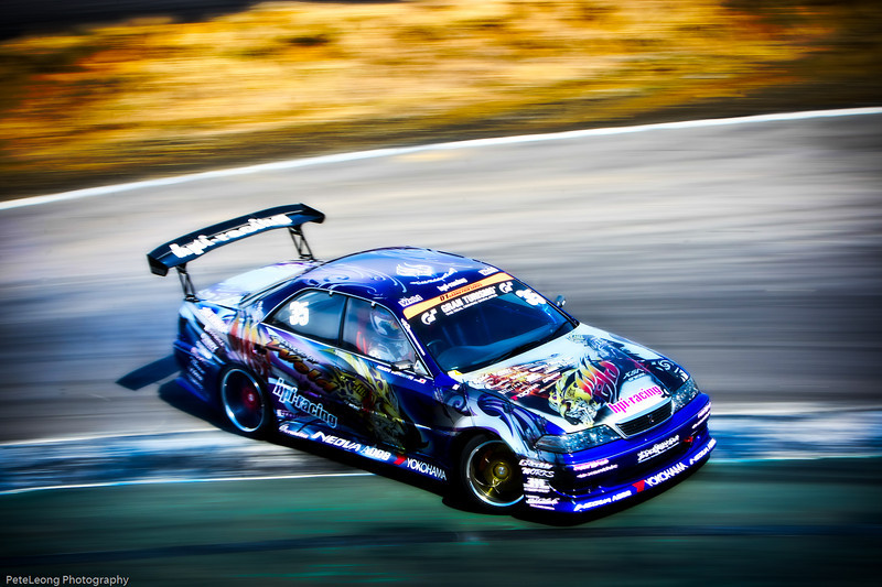Heavily Modified Custom 1 10 Hpi Nitro Rc Drift Jzx100 With Rear Mounted Exhaust Youtube