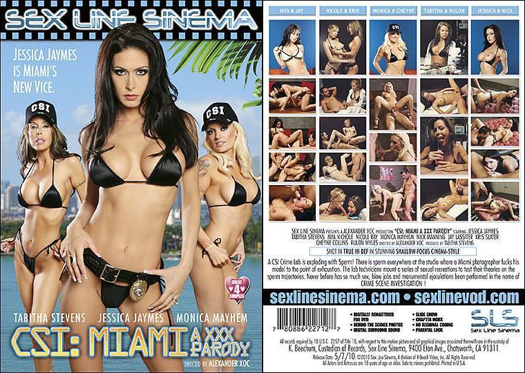 Csi miami a xxx parody sex line sinema 2010 4