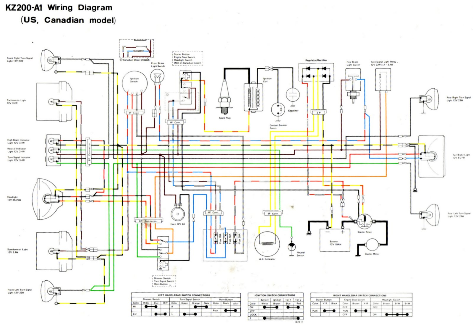 Kabel Wiring Single Phase Diagram Jupiter Z1