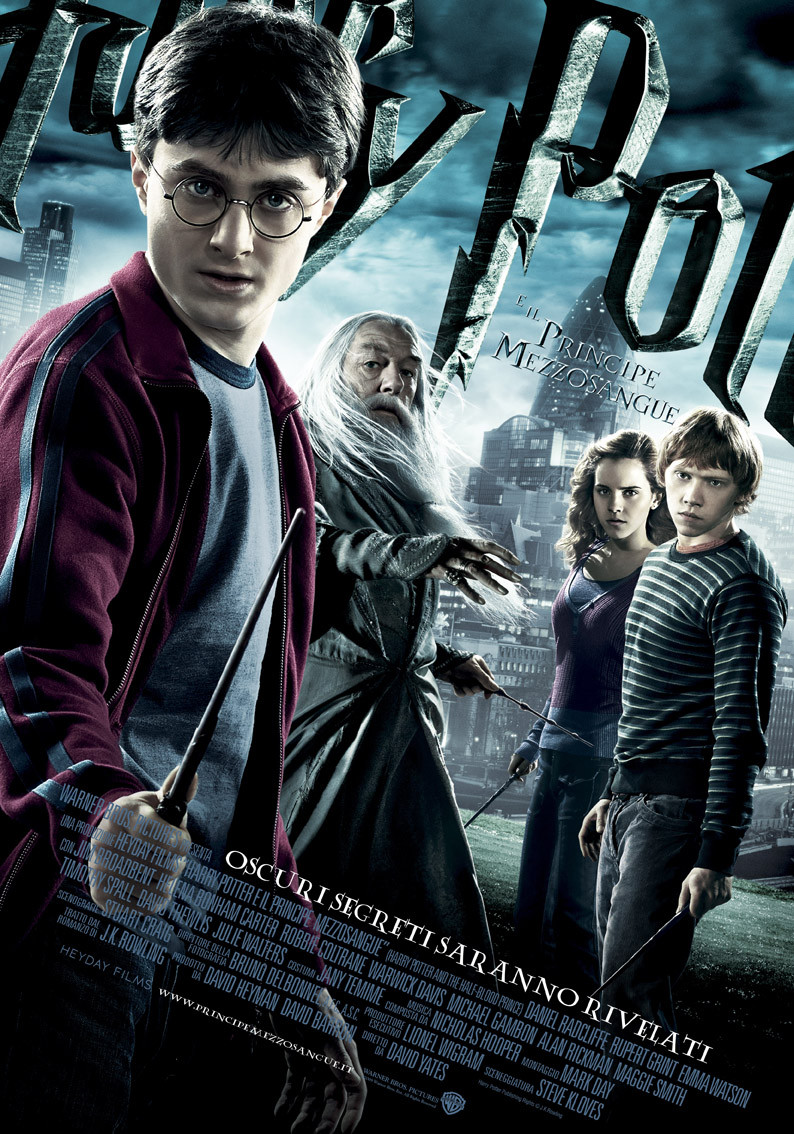 Asfsdf Harry Potter And The Half-Blood Prince 2009-1249