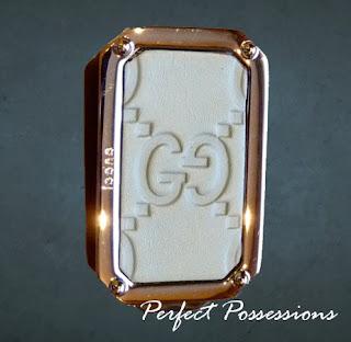 6deb141be99e Perfect Possessions: Gucci Rectangular Guccissima Money Clip Pastel ...