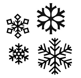 Cold? Snowflakes Free SVG download!