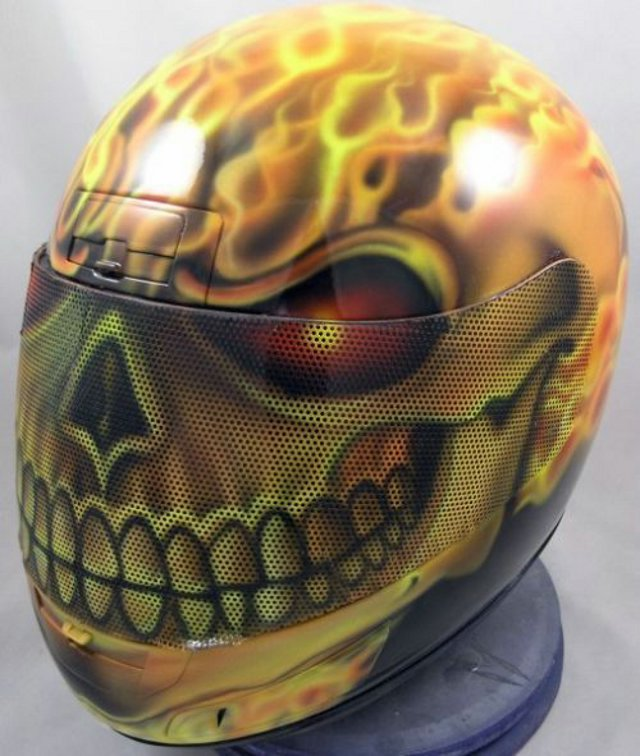 25 Cool Motorcycle Helmets ~ Now That's Nifty