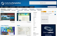 Blogger Templates Colorizedtemplates.com
