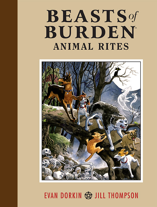 @ Indie Pulp-- a review of The Beasts of Burden: Animal Rights