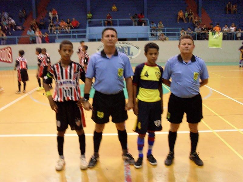 Começou Sexta-Feira (20) no ginásio Avestino Ramos o campeonato amapaense  de Futsal na categoria Sub-13 c993e460ce86c