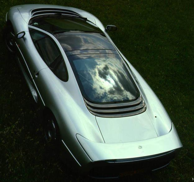 Jaguar Concept: Jaguar XJ220 Concept, 1988