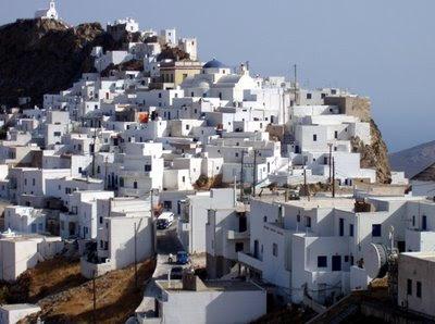 Sérifos - Grecia