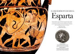 Historia de National Geographic: Esparta