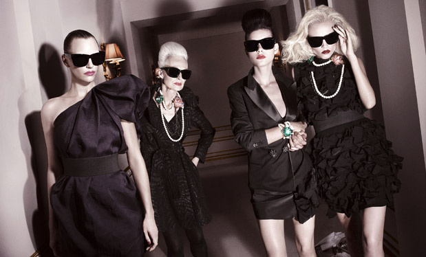 Lanvin is coming!