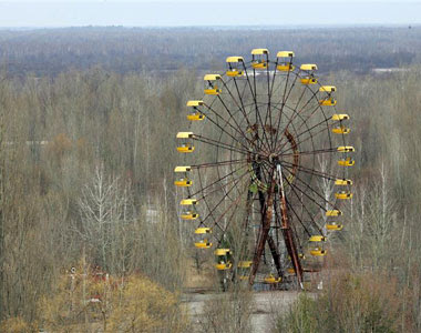 OhNiceBoy´s Blog: Creepy place: Chernobyl, Pripyat, Ukraine