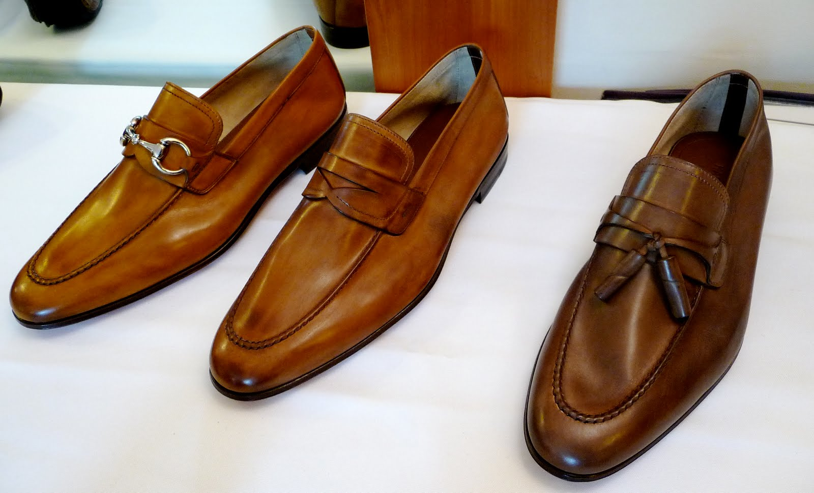 Hand Made Canvas Shoes Men