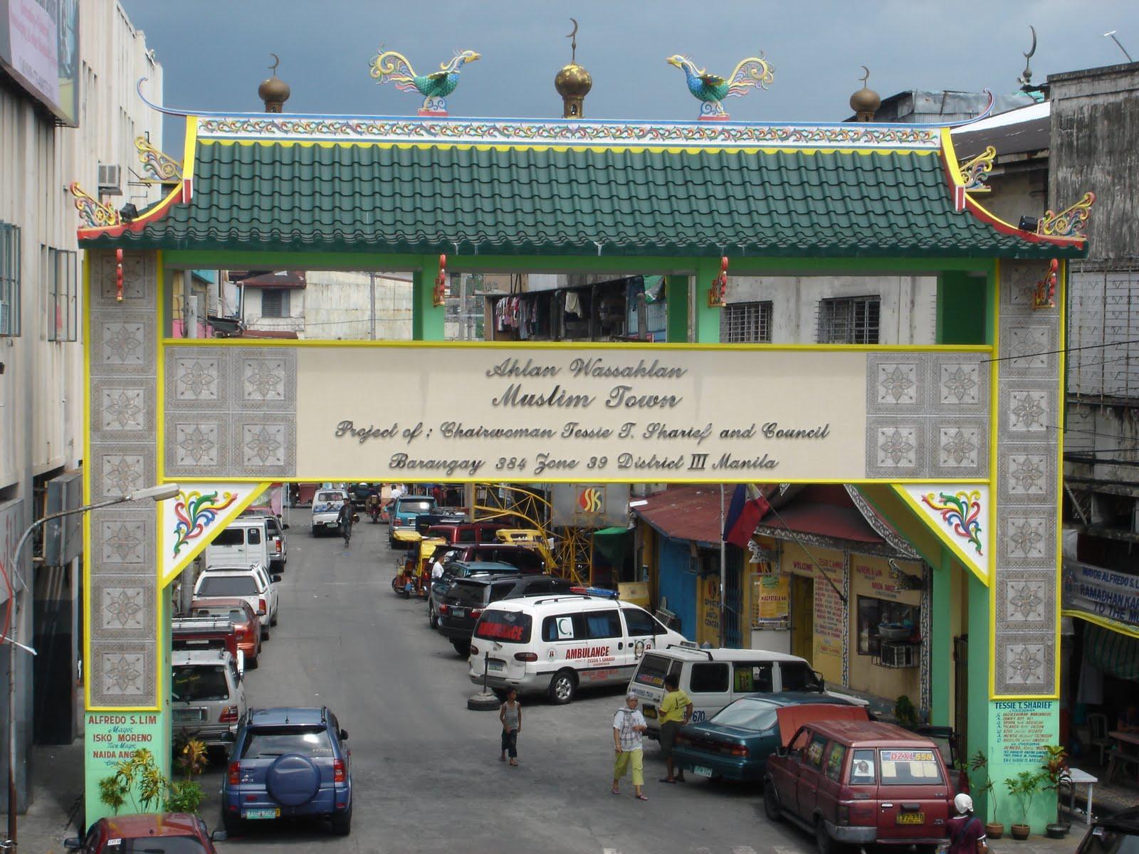 Halal Manila: 2010