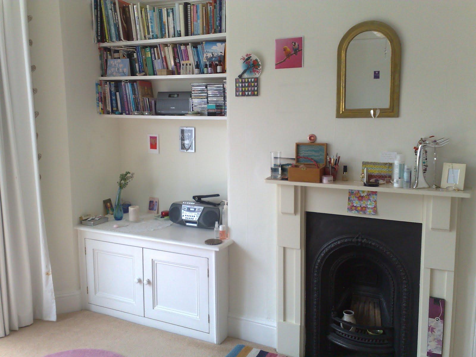 Becky Bell Cabinetmaker Bespoke kitchens London: Alcove