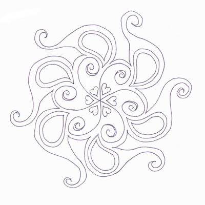 mandala coloring pages mood