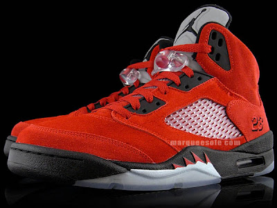 low priced d95b6 dcd72 ... 5 retro 034 raging bull red 90beb 73d91  sweden reminiscent of the air  jordan xxi that was also released in a similar all red