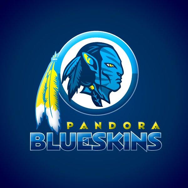 James Cameron S Avatar Logo: Super Punch: Avatar-inspired NFL Team