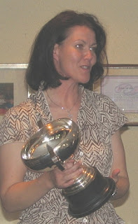 Patricia Davidson -- Erskine Champion for 2007