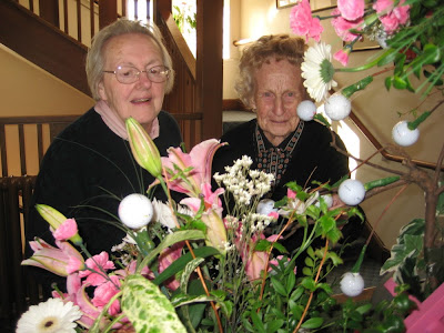 Nan Blair and Janet Gillies - Click to enlarge