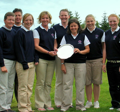 The 2008 Renfrewshire County Finals Team - Click to enlarge