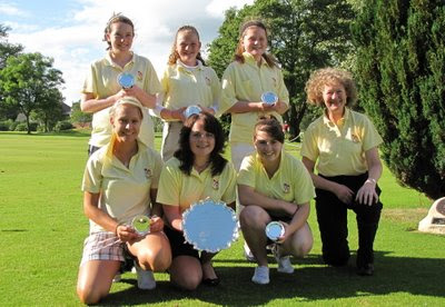 Ayrshire Junior Team -- Click to enlarge