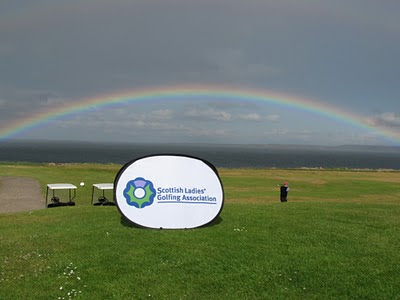 The Rainbow at Fortrose Golf Club -- Click to enlarge