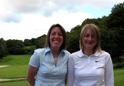 Anne Laing and Laura McGeachy - Windyhill - Click to enlarge