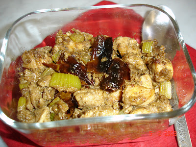 Stir Fried Chicken in Chilli-Oil