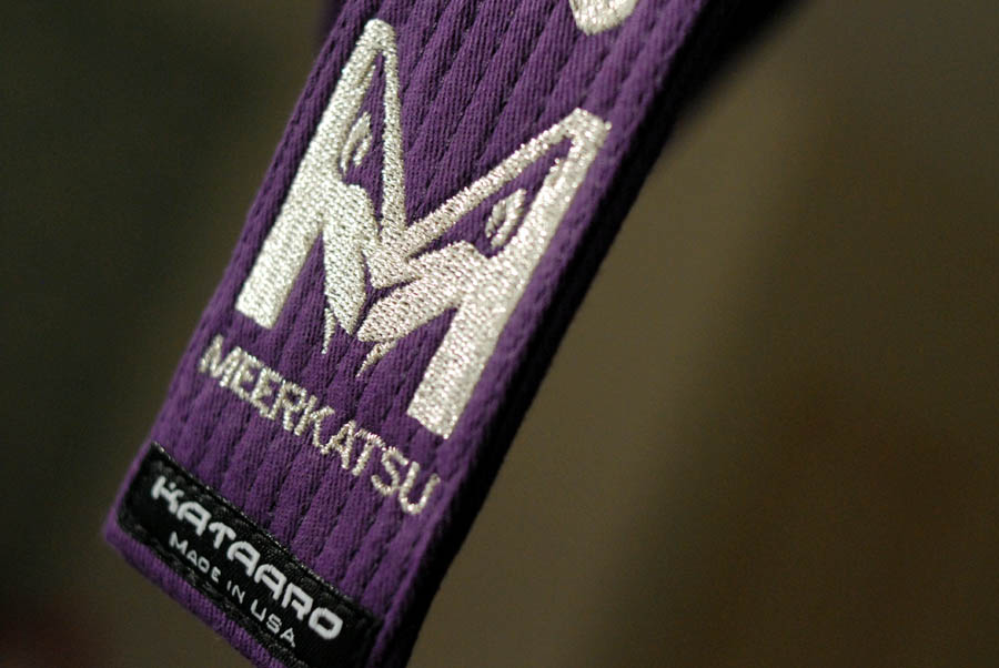 The Tale of the World's Most Expensive BJJ Belt