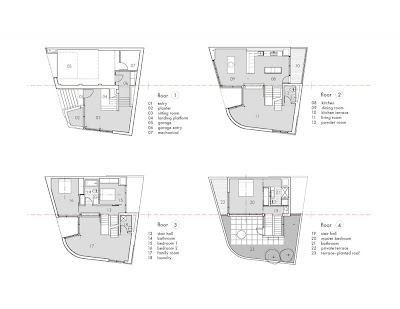 Apartment Site Plans