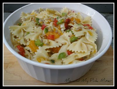 Fresh Market Copy-cat Honey Lemon Pasta Salad