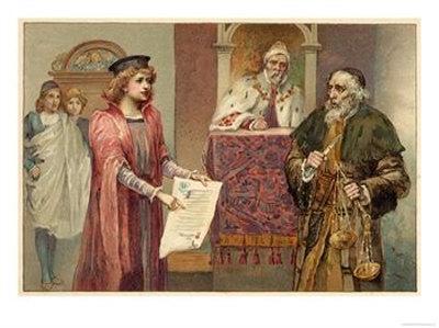 merchant of venice antonio and shylock relationship trust