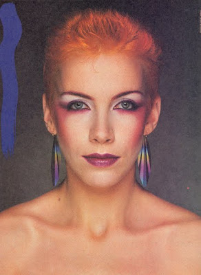 Real Men Wear Makeup Annie Lennox