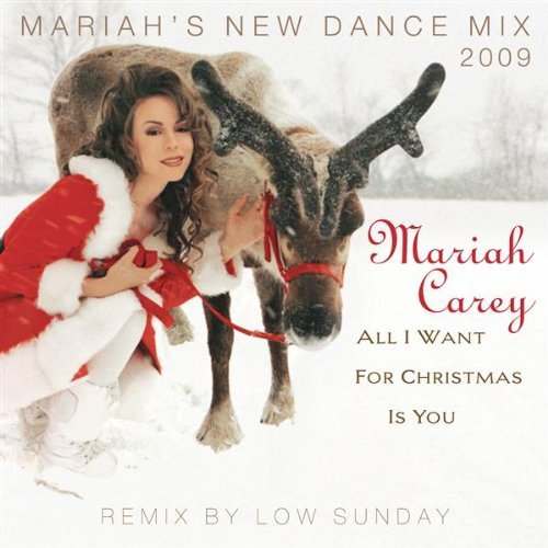 """Mariah Carey All I Want For Christmas Is You: Bring Da Beat Back: Mariah Carey """"All I Want For Christmas"""