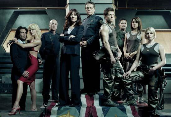 """Battlestar Galáctica"" (2004-2009)"