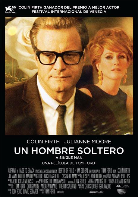 """""""Un hombre soltero"""" (Tom Ford, 2009)"""