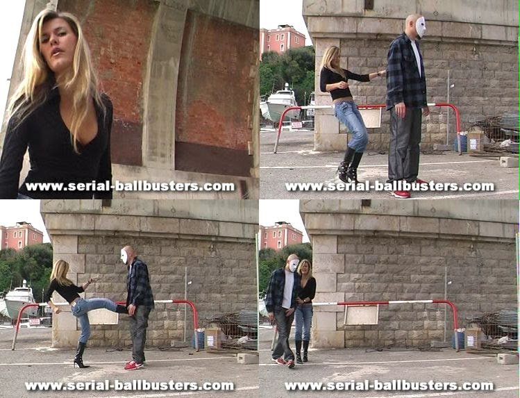 Ball Busting Serial 103