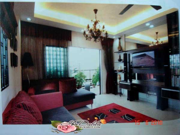 Design Ni Ala2 Ruang Tamu Rumah Kami Tu Kan