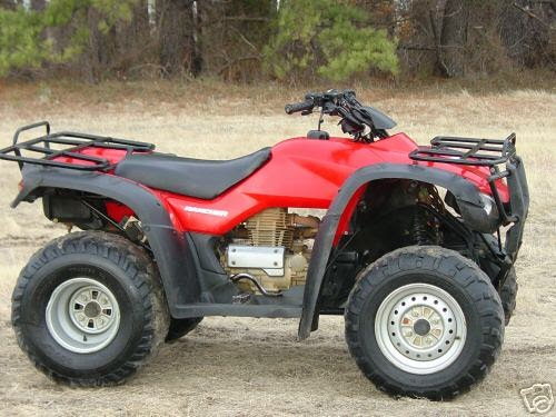 my bikes for sale my honda trx 350 rancher 4 wheeler. Black Bedroom Furniture Sets. Home Design Ideas