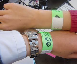 wristbands (onemorehandbag)