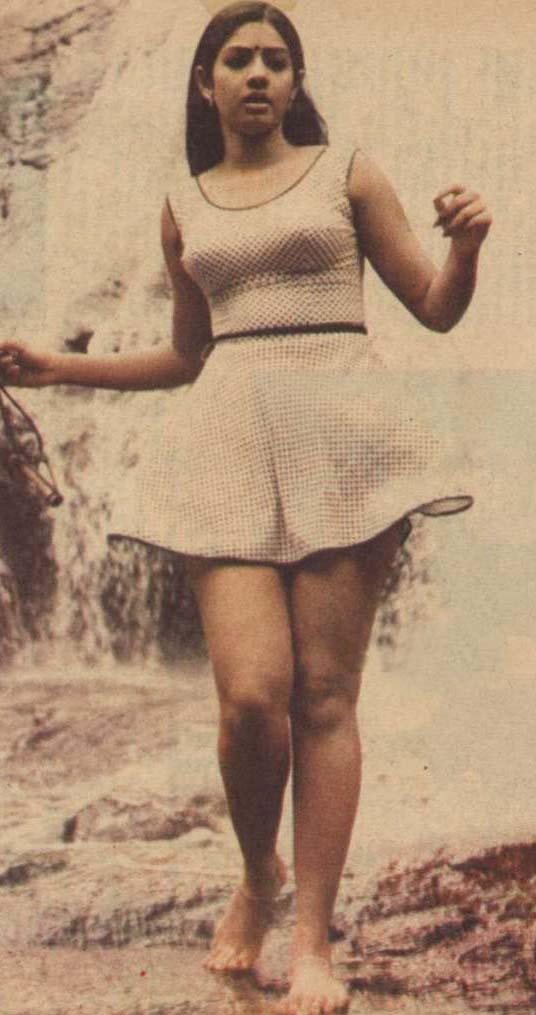 Indian Sexy Sridevi Unseen Hot Photos-6274