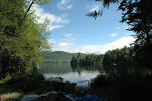 Beautiful Adirondack Scene