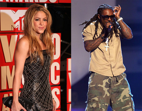 Shakira lil me download to give wayne it up