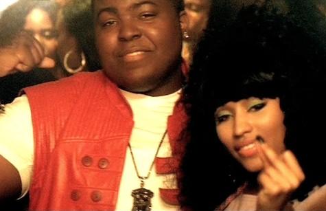 Saterest: Video: Sean Kingston Ft  Nicki Minaj – 'Letting Go