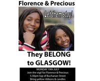Florence and Precious Mhango