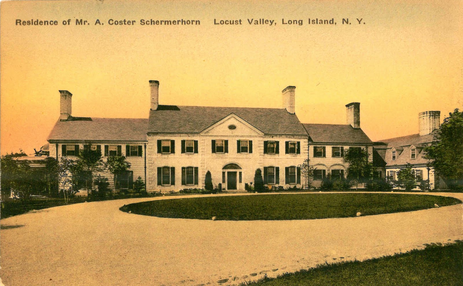 Mansions Of The Gilded Age Some Locust Valley Mansions