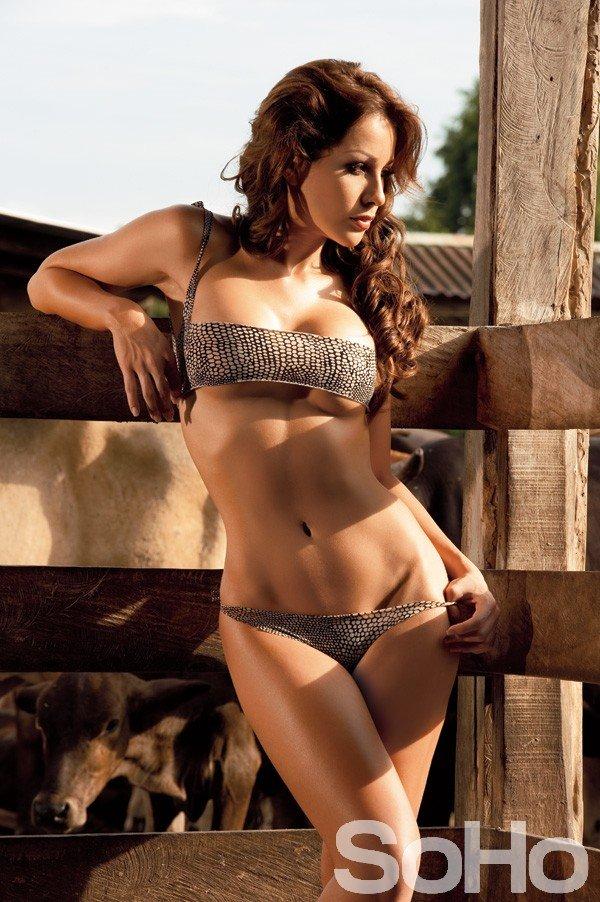 Gaby spanic revista h extremo septiembre 2010 - 1 6