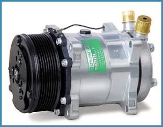 Como funciona o compressor do ar condicionado automotivo