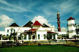Tempat wisata unik Palembang punya, dijamin gak ada matinya